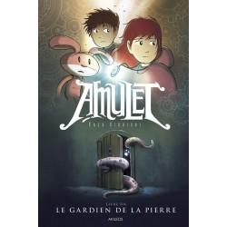 Amulet, T.1 – Le Gardien de...