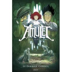 Amulet, T.4 – Le dernier...