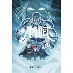 Amulet, T.6 – L'évasion
