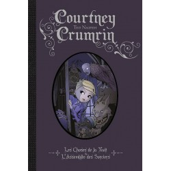 Courtney Crumrin –...