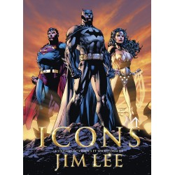 Icons - L'univers DC comics...