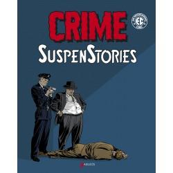 Crime SuspenStories, T.1