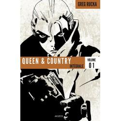 Queen & Country –...