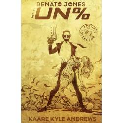 Renato Jones Comics collector