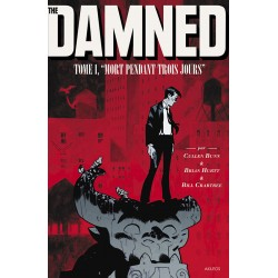 The Damned, T.1 – Mort...