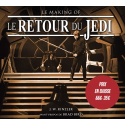 Le Making of du Retour du Jedi