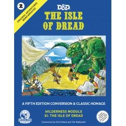OAR 02 - The Isle of Dread...