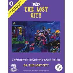 OAR 04 - The Lost city - (VO)