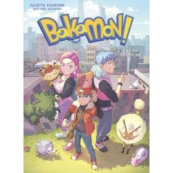 Bakamon, T.2 - Rap et revanche